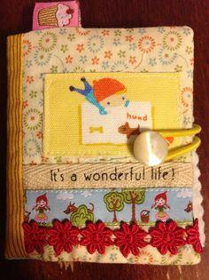 dream quilt create: Needlebook Tutorial