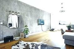 Concrete Wall Panel - Google Search Concrete Basement Walls, Concrete Wall Panels, Concrete Retaining Walls, Basement Painting, Bedroom Black, Plant Shelves, Decorating Small Spaces, Home Decor Styles, Home Decor Bedroom