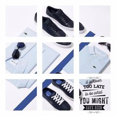 It is never too late for Lacoste! http://bit.ly/Labrini_Lacoste