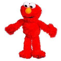 """Sesame Street Mini Plush Elmo - Hasbro - Toys """"R"""" Us"""