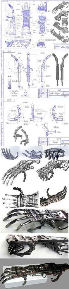 Кибернетическая рука (протез)