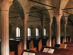 Cesena. Biblioteca Malatestiana.