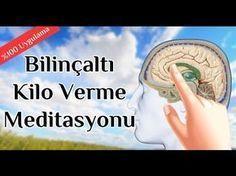 Zayiflamak icin Telkin. Beyin gücü ile kilo vermek - YouTube