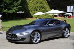 #Maserati Alfieri