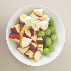 Everyday Life: Healthy Diet - My own diet.