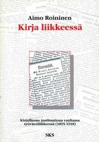 Kirja liikkeessä