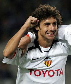 Aimar - I spent a lot of my teenage years nursing a massive crush on this Argentine footballer