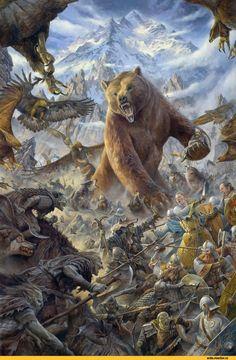 Batalha dos Cinco Exércitos