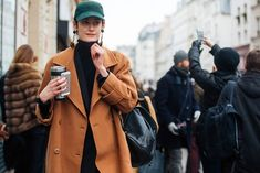 On The Street: Paris Couture Spring 17 – Of The Minute