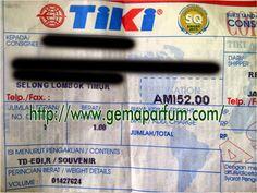 Pengiriman Parfum ke Selong, Lombok Timur