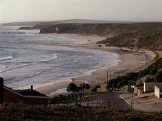 Strandfontein beach, South Africa (magic moments, 2009) | DLIST Benguela