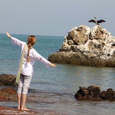 """Hormuz island""  #Persian_Gulf , IRAN . (Persian: جزیره زیبای هرمز ) Photo by Afshin Azizsoltani"
