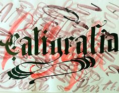 """Check out new work on my @Behance portfolio: """"Caligraphy sketchbook"""" http://be.net/gallery/49192251/Caligraphy-sketchbook"""