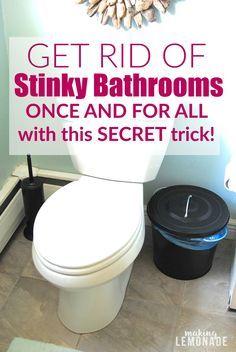 How To Remove Bad Odor From A Smelly Fridge CleaningTipsnet - How to remove bathroom odors