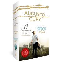 Box Augusto Cury - o Colecionador de Lágrimas e Em Busca do Sentido da Vida