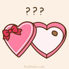 Valentine chocolates?