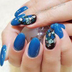 snorkel blue marble  #marblenail #nail #marblenails #nailart #naildesign #nails #ジェルネイル #ネイル #fashion #manicure #shortnailart #gelnail #gel #gelnails #gelpolish #pastel #nailswag #nailsalon #fabulous #humani #glitter #ジェル #glam #ネイルアート #selfnail #marble #byhumani #nailreconstruction #冬ネイル #pikapika_nails