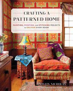 Jump into the world of pattern--get a crash course on the types of patterns and how they are made; learn how to gain inspiration and ideas from a variety of sources; explore ways of pairing different patterns together; and make patterns of your own to embellish your home. Kristin Nicholas takes us through her unique and dynamic farmhouse--and into her pottery studio and surrounding fields--and shares one-of-a-kind projects along the way.