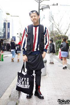 More fashion in Harajuku, Tokyo