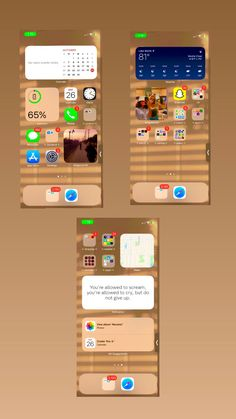 Iphone Home Screen Layout, Iphone App Layout, Iphone App Design, Organize Apps On Iphone, Application Iphone, Iphone Wallpaper Ios, Ideas Para Organizar, Iphone Icon, Tablet Phone