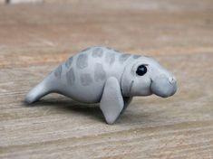 Figura animal de arcilla de polímero de miniatura por AnimalitoClay