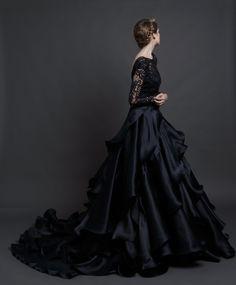 Sareh Nouri Spring 2016 Collection _colored wedding dress