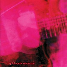 Classic shoegaze artwork #3 - My Bloody Valentine - Loveless