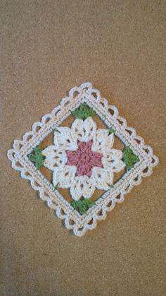トルコタイル風レース編みの会DN14 その2 の画像|野の花手芸噺