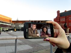 Two Fans Quest To Find Every Location From Every Fandom Cardiff Bay, Cardiff, Wales from Doctor Who and Torchwood