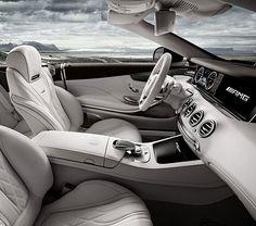 The 2017 Mercedes-AMG S65 Cabriolet | Mercedes-Benz