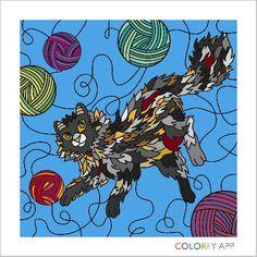 Animals Volume 2: Daily palette 9/21