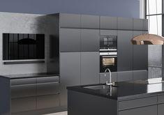 Integra Black - Kjøkken fra Epoq - Kjøp hos Elkjøp og Lefdal!