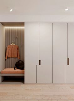 Interior Home Design Trends For 2020 - New ideas Wardrobe Door Designs, Wardrobe Design Bedroom, Bedroom Bed Design, Home Room Design, Closet Designs, Home Interior Design, Living Room Designs, House Design, Hall Wardrobe