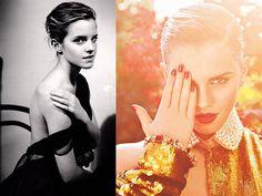 Emma Watson Editorial