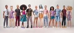Barbie® brand reveals most diverse Ken® lineup to date. Barbie® announced the expansion of its Fashionistas® line with 15 new and diverse Ken® dolls, featuring three body types. Slim, broad and original, a variety of skin tones, eye colors, hairstyles and modern fashion looks. The new Ken dolls join an expanded Barbie® Fashionistas® line. Making it the most diverse fashion doll line in the marketplace.    In 2016, Barbie introduced three new Barbie body types. Tall, curvy and petite, along…