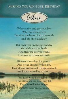 sons birthday in heaven children Son Birthday Quotes, Birthday In Heaven Quotes, Happy Birthday In Heaven, Sons Birthday, Birthday Wishes, 26th Birthday, Birthday Memes, Husband Birthday, Birthday Nails