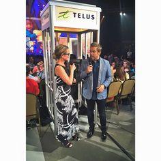 Sylvain Cossette téléthon Enfant Soleil Juin 2015