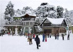 Honeymoon Volvo Tour Packages In Himachal Provides By India Tours and Taxi Services Offers Shimla Kullu Manali Tour Packages at Low Price from Delhi
