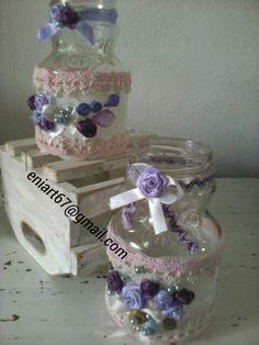 Inspire#/decore#recicle (Vasos decorativos )