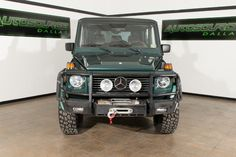 1999 Mercedes-Benz G-Class G500 4WD in Addison, Texas