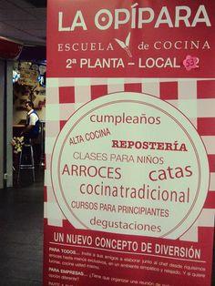 La Opípara: Clases de cocina en el Mercado de Torrijos de Madrid | DolceCity.com