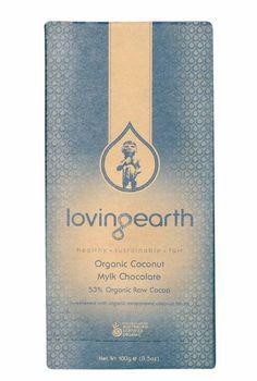 Coconut Mylk Chocolate - Raw Organic