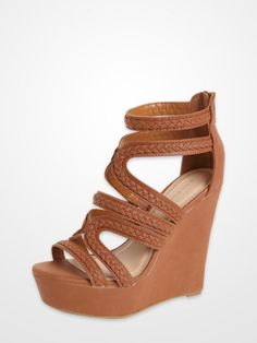 68774c4c611 16 Best We Love Wedges! images in 2013   Wedges, Shoes, Sandals