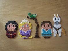 Felt creations ... and more: Nana beads disney