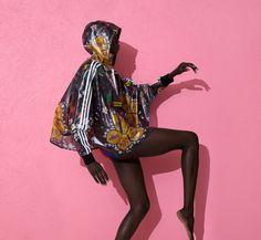 Viviane Sassen, Adidas Originals campaign.