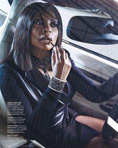 EmpireX.Stream: Taraji P Henson for Essence Magazine
