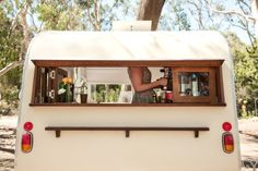 My Sweet Alice, a vintage caravan cafe. Perfect for weddings, bridals showers and garden parties!