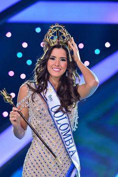 Paulina Vega Miss Universo 6 Most Beautiful Women, Amazing Women, Miss Colombia, Miss Universe 2015, Miss Independent, Miss Teen Usa, Miss World, Beauty Pageant, Perfect Woman