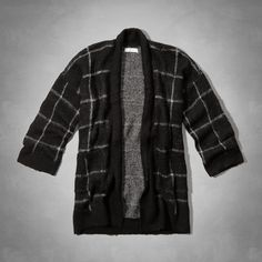 Womens Plaid Second-Layer Sweater | Womens Sweaters | Abercrombie.com