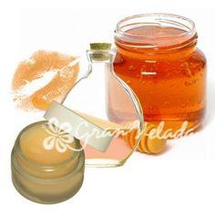 Esencia aromática Miel Balm, aroma para añadir a tus bálsamos labiales, entra en hacerjabon.es y verás lo fácil que es de hacer.  Encuéntralo en Gran Velada. #diy